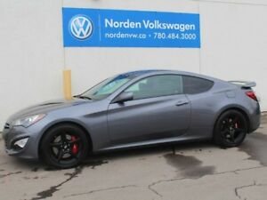2016 Hyundai Genesis Coupe 3.8L R-SPEC RWD - LEATHER / SUNROOF