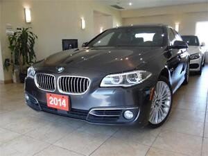 2014 BMW 550i xDrive Executive+Technology+Heads-Up