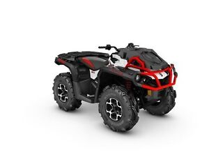 Used 2016 Can-Am Outlander XMR 650