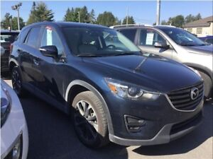 Mazda CX-5 GT AWD Navigation Cuir Toit Ouvrant MAGS 2016