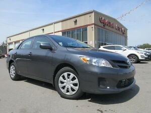 2012 Toyota Corolla CE, AUTO, A/C, BT, ONLY 48K!