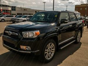 2013 Toyota 4Runner SR5 Limited, Navigation, Leather, Sunroof, H