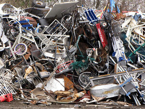 Free Anytime scrap metal/appliance/wire pick up.