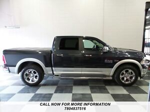 2014 Ram 1500 CREW 4X4 LARAMIE, NAVIGATION,LOADED,EASY FINANCE