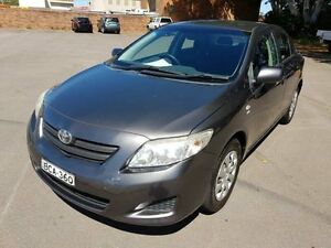 2007 Toyota Corolla ZRE152R Ascent Silver 6 Speed Manual Sedan Georgetown Newcastle Area Preview