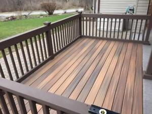 DECKING SERVICES WOOD/COMPOSITE
