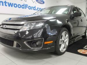 2012 Ford Fusion Sport AWD!!!
