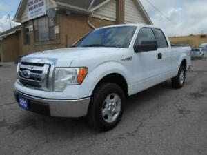 2012 FORD F-150 XLT Extended Cab 3.7L V6 Loaded Certified 195Km