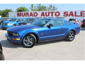 2006 Ford Mustang 5 SPEED
