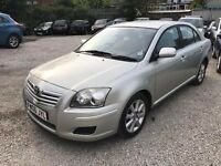 TOYOTA AVENSIS 1.8 VVT-i T3-S 5dr **ONE PREVIOUS OWNER**SERVICE HISTORY**SAT NAV**DRIVES PERFECT**