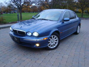 JAGUAR X-TYPE AWD 4X4 2002 TRADE WELCOME'' PRIVATE SALE'TAX IN'