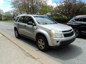 ICE COLD A/C!  2006 Chevrolet Equinox LS NICE SUV , CRUISE CONTO
