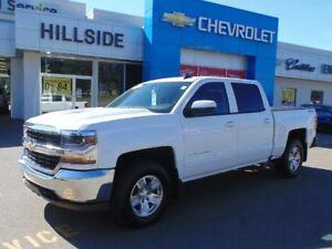2016 Chevrolet Silverado 1500 LT *4X4 CREW CAB V8 ALLOYS*
