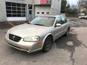 2000 Nissan Maxima GLE CUIR TOIT MAGS