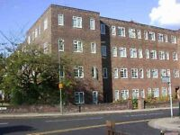 Burnham Court Brent Street Hendon - One bed second floor flat