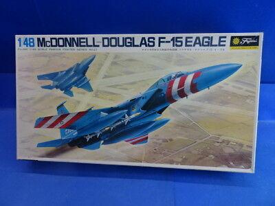 15a Eagle (1/48 Fuimi (1977) :Mc Donnell F-15A