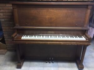 Antique Doherty upright piano