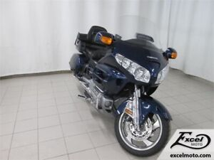 2007 HONDA GOLDWING GL1800 BLEU