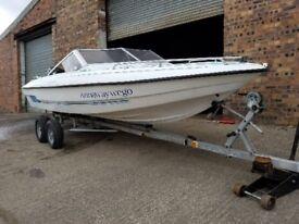 Fletcher arrowstreak speed boat