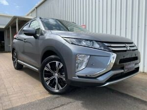 2018 Mitsubishi Eclipse Cross YA MY18 LS 2WD Grey 8 Speed Constant Variable Wagon Port Adelaide Port Adelaide Area Preview