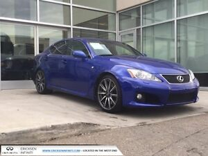 2009 Lexus IS-F ACCIDENT FREE/LEATHER INTERIOR/SUNROOF