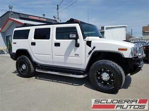 Hummer H2 2006, Bas Km, Canadien, Impeccable !