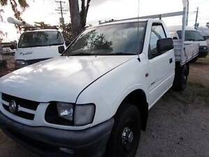 2002 Holden Rodeo LT Manual Ute Mount Louisa Townsville City Preview