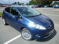 Ford Fiesta 1.4 Titanium 44689 miles shrewsbury