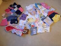 Baby Girls' Clothes 12 - 18 months