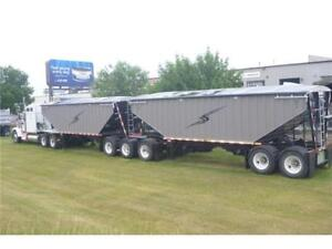 NEW EMERALD SUPER-B GRAIN TRAILER
