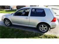 2000 Golf 2dr fuel saver