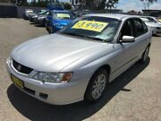 2004 Holden Commodore VY II Acclaim Silver 4 Speed Automatic Sedan Lansvale Liverpool Area Preview