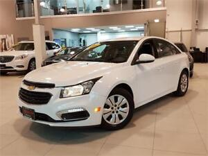 2015 Chevrolet Cruze LT-AUTO-REAR CAM-BLUETOOTH-ONLY 50KM