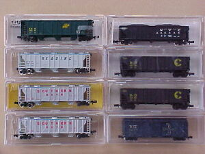 N scale Atlas, Athearn + other train model railroad freight cars Kingston Kingston Area image 6