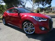 2015 Hyundai Veloster FS4 Series II SR Coupe D-CT Turbo + Red 7 Speed Sports Automatic Dual Clutch Old Reynella Morphett Vale Area Preview