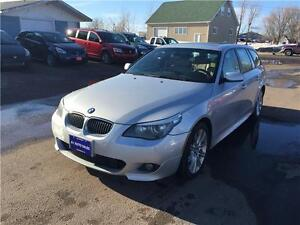 2008 BMW 5 Series 535xi M Packge Sport 4dr Touring Wgn  AWD