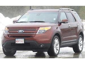 2015 Ford Explorer Limited (Price Drop!)