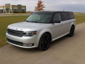 2017 Ford Flex Limited Appearance Pkg.