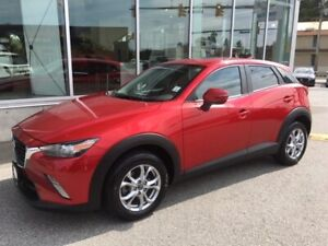 2016 Mazda CX-3 GS AWD at Leave conventional thinking, preconcei