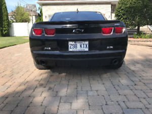 2011 Chevrolet Camaro 1LT Coupe RS