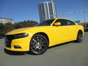 2017 Dodge CHARGER RALLYE (AWD, MOONROOF, REVERSE CAM, ALLOYS, F