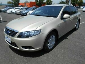 2008 Ford Falcon FG XT (LPG) Gold 4 Speed Auto Seq Sportshift Sedan Maidstone Maribyrnong Area Preview