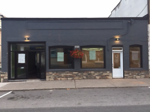 700 sf front store for rent in NORWOOD ON