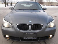 PRISTINE CONDITION ! 2007 BMW 550i London Ontario Preview