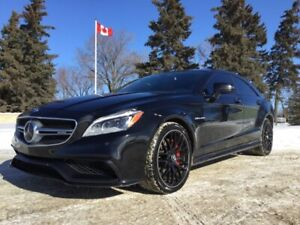 2016 Mercedes Benz CLS63s, AMG, AUTO, ONLY 577HP .. 0-60 in 3.5