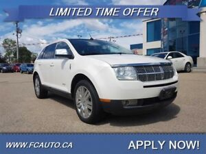 2008 Lincoln MKX Fully Loaded AWD
