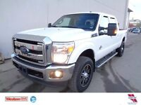 2013 Ford F-350 Lariat - 4x4, Leather, Nav, Moonroof