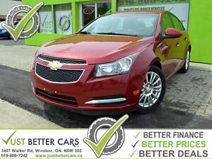 2011 CHEVROLET CRUZE ECO is $39/week