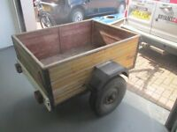 box trailers x4 all in good condition and ready to use from £60