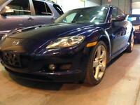 2008 Mazda RX-8, 6 speed manual, Sunroof Leather